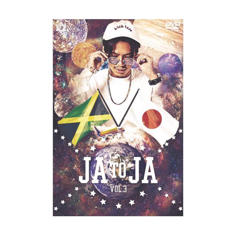 画像1: 【2017.07.07再入荷】【DVD】『JA to JA vol.3』 JAKEN a.k.a CORN BREAD (1)