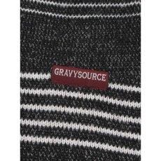 """画像5: GRAVYSOURCE (グレイビーソース) """"STRIPE KNIT CAP"""" (5)"""
