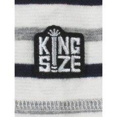 """画像7: KINGSIZE(キングサイズ)""""BORDER L/S TEE"""" (7)"""