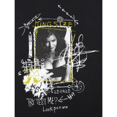 """画像3: KINGSIZE(キングサイズ) """"TRY TEST ME TEE"""" (3)"""