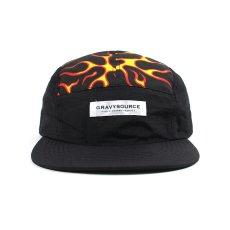 """画像2: GRAVYSOURCE (グレイビーソース) """"FIRE CAMP CAP"""" (2)"""