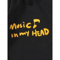 """画像5: 【30%OFF】[子供服] PeeTee. (ピーティー) """"MUSIC IN MY HEAD KIDS SWEAT PANTS"""" (5)"""