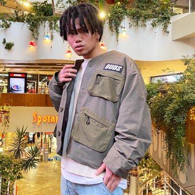 """画像2: 【30%OFF】BUDS(バッズ)""""STORAGE JACKET"""""""