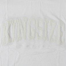 """画像4: KINGSIZE(キングサイズ)""""COLLEGE TEE"""" (4)"""