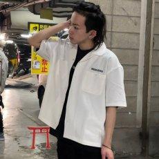 """画像10: BUDS(バッズ)""""OPEN COLLAR WIDE SHIRT"""" (10)"""