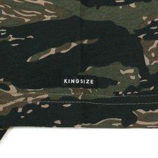 """画像6: KINGSIZE(キングサイズ)""""MILITALY TEE"""" (6)"""