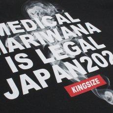 """画像4: KINGSIZE(キングサイズ) """"LEGAL TEE"""" (4)"""