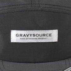 """画像8: GRAVYSOURCE (グレイビーソース) """"REFLECTOR CAMP CAP"""" (8)"""