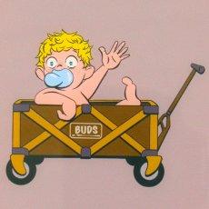 """画像4: BUDS(バッズ) """"WAGON iPhone CASE"""" (4)"""