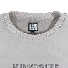 """画像8: KINGSIZE(キングサイズ) """"ARCH CREW SWEAT"""" (8)"""
