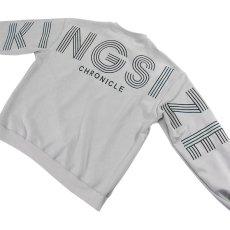 """画像4: KINGSIZE(キングサイズ) """"ARCH CREW SWEAT"""" (4)"""