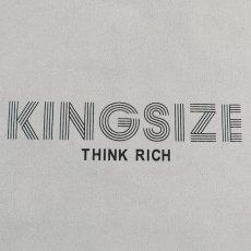 """画像9: KINGSIZE(キングサイズ) """"ARCH CREW SWEAT"""" (9)"""