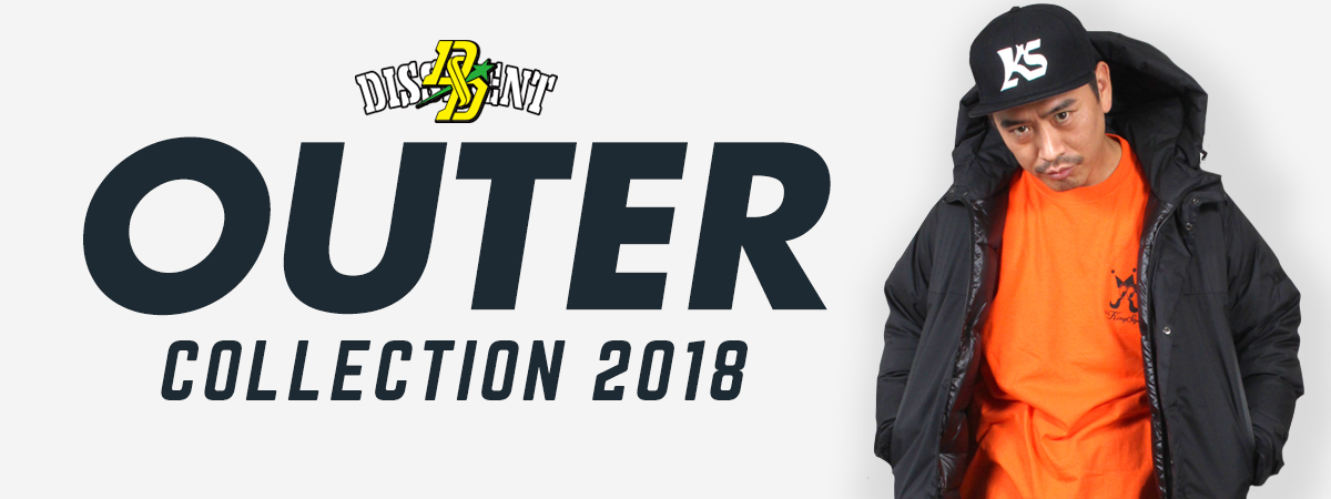 2018 WINTER OUTER COLLECTION!!