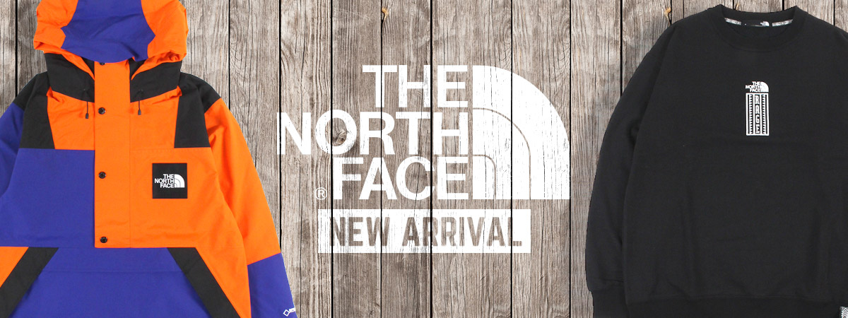 THE NORTH FACE -NEW ARRIVAL-