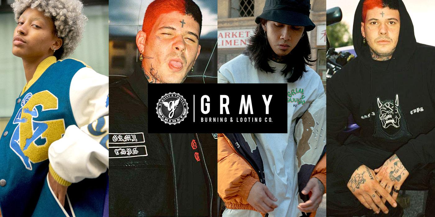 GRIMEY / GRMY -NEW ARRIVAL-