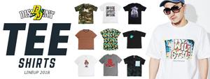 T-Shirts LINEUP 2018