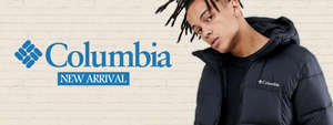 Columbia -NEW ARRIVAL-
