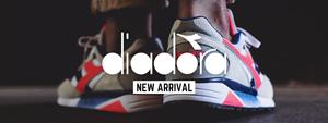 diadora -NEW ARRIVAL-