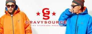 GRAVYSOURCE -NEW ARRIVAL-