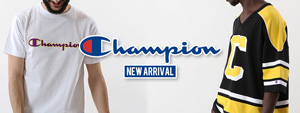 Champion -NEW ARRIVAL-