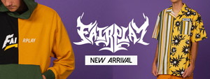 FAIRPLAY -NEW ARRIVAL-