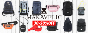 MAKAVELIC SUMMER SALE