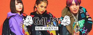 GALFY -NEW ARRIVAL-