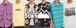 FIRST DOWN -NEW ARRIVAL-