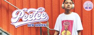 PeeTee. -NEW ARRIVAL-