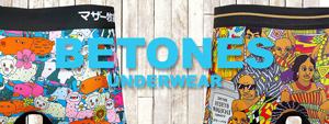 BETONES -NEW ARRIVAL-