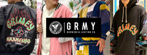 GRIMEY -NEW ARRIVAL-