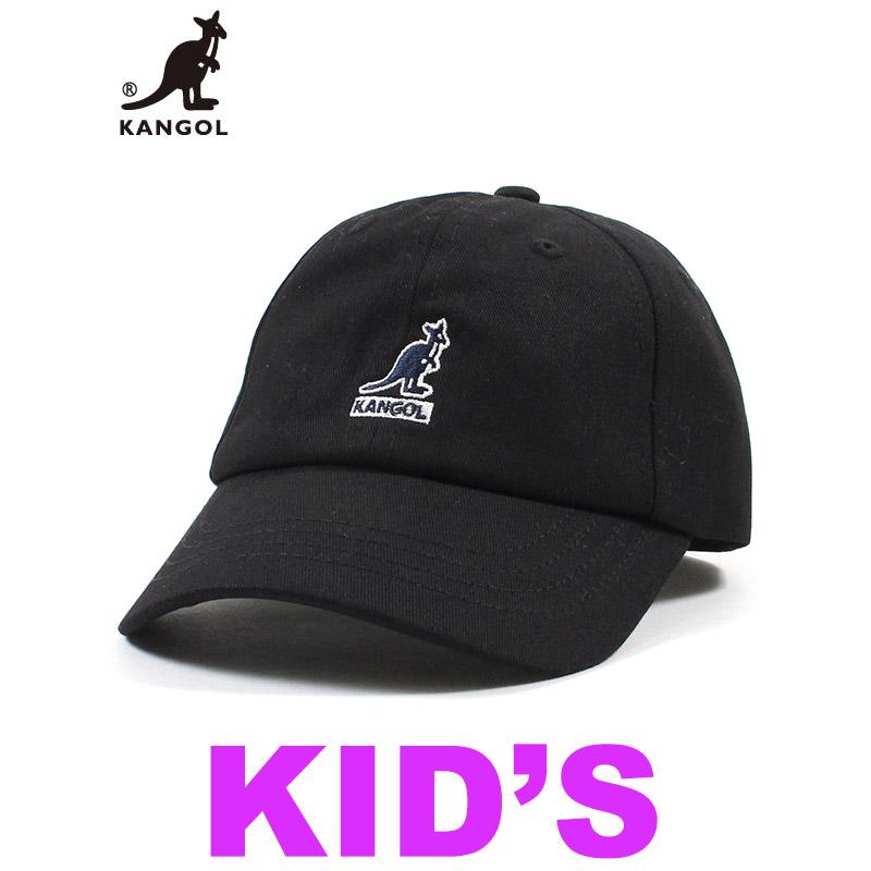 """画像1: [子供服] KANGOL(カンゴール) """"KIDS WASHED BASEBALL"""" (1)"""