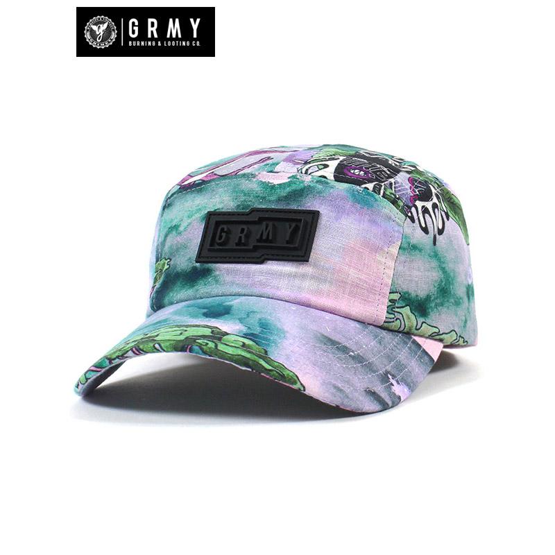 """画像1: GRIMEY / GRMY (グライミー) """"YANGA 5 PANELS CAP"""" (1)"""