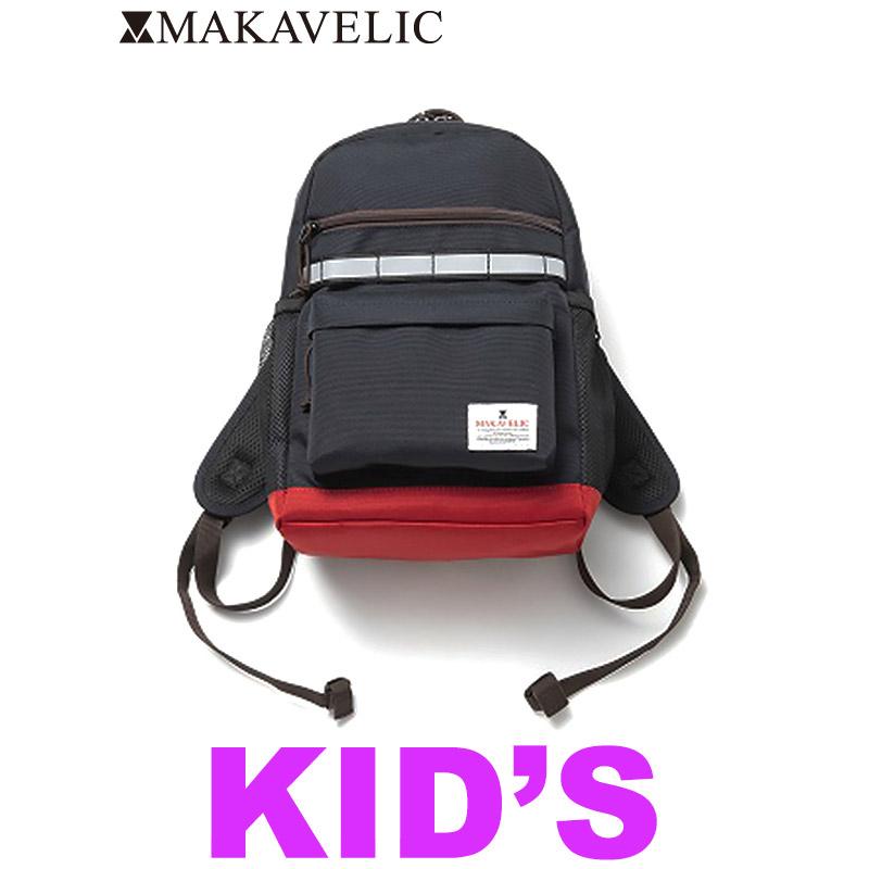 """画像1: [子供服] MAKAVELIC (マキャベリック) """"FUNDAMENTAL KIDS MIX DAYPACK"""" (1)"""
