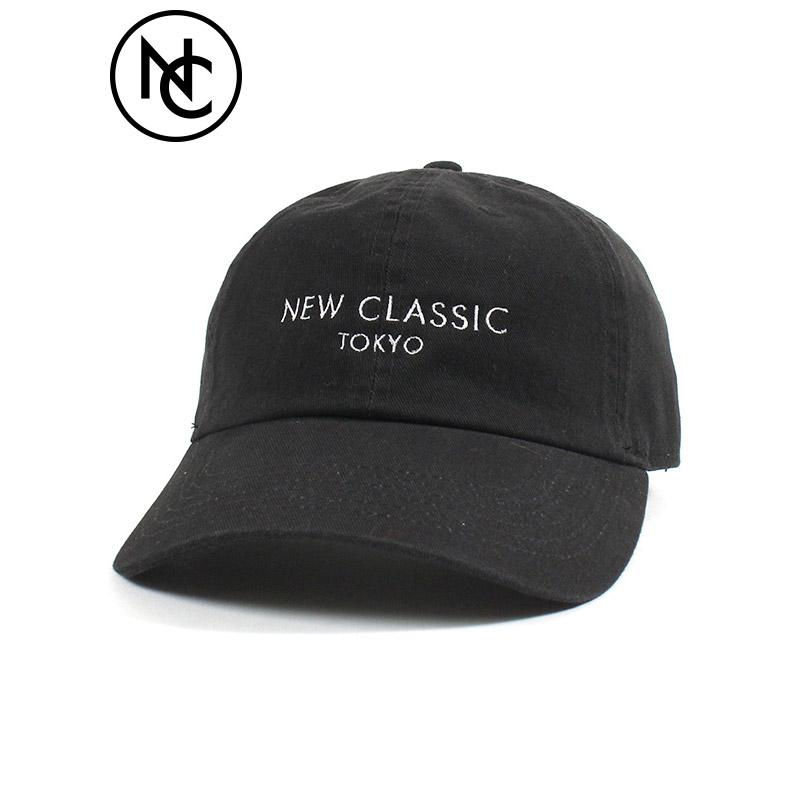 """画像1: NEW CLASSIC TOKYO (ニュークラシックトーキョー) """"CLASSIC LOGO 6 PANEL CAP"""" (1)"""
