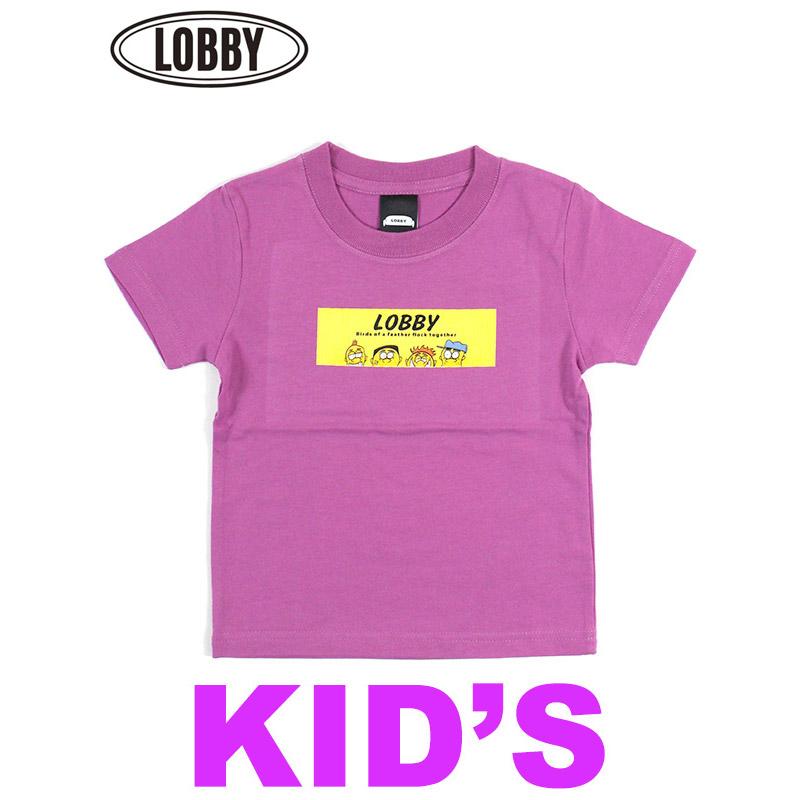 """画像1: [子供服] LOBBY (ロビー) """"UNIT KIDS TEE"""" (1)"""