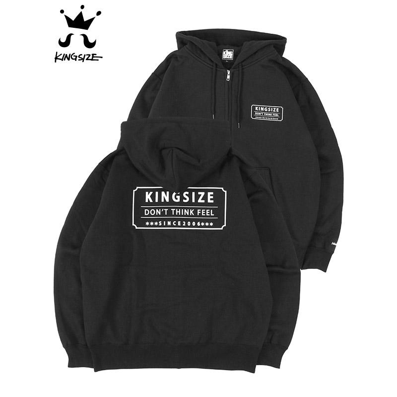"""画像1: KINGSIZE(キングサイズ) """"SINCE ZIP HOOD SWEAT"""" (1)"""