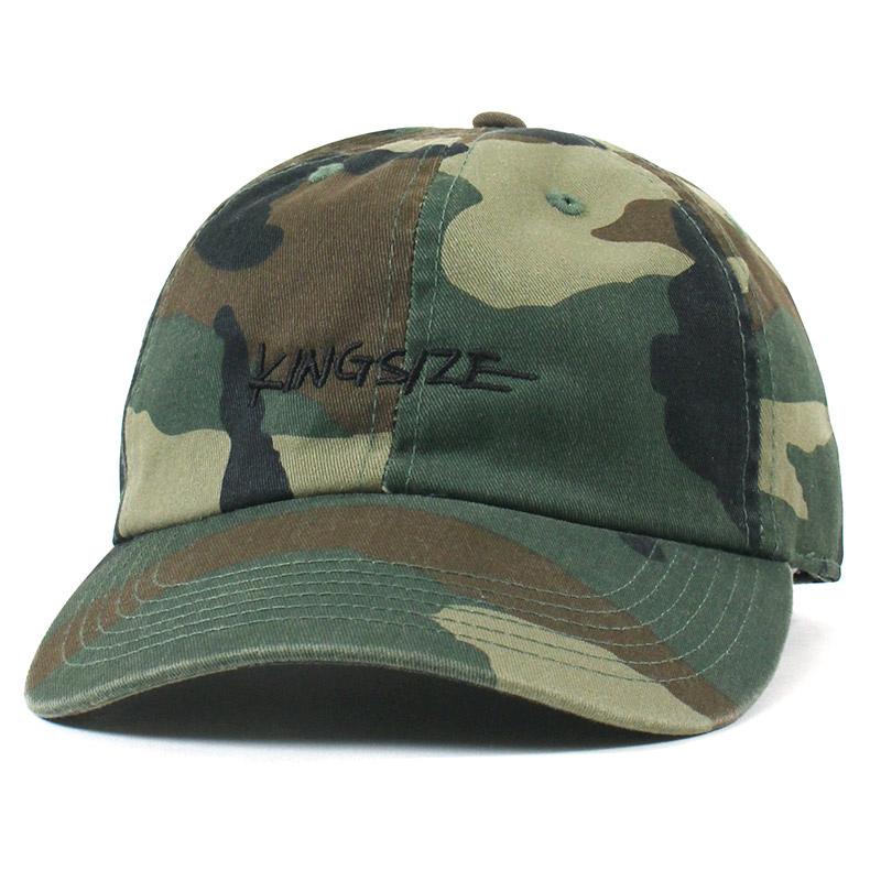 """画像1: KINGSIZE(キングサイズ) """"LOGO CAP"""" (1)"""