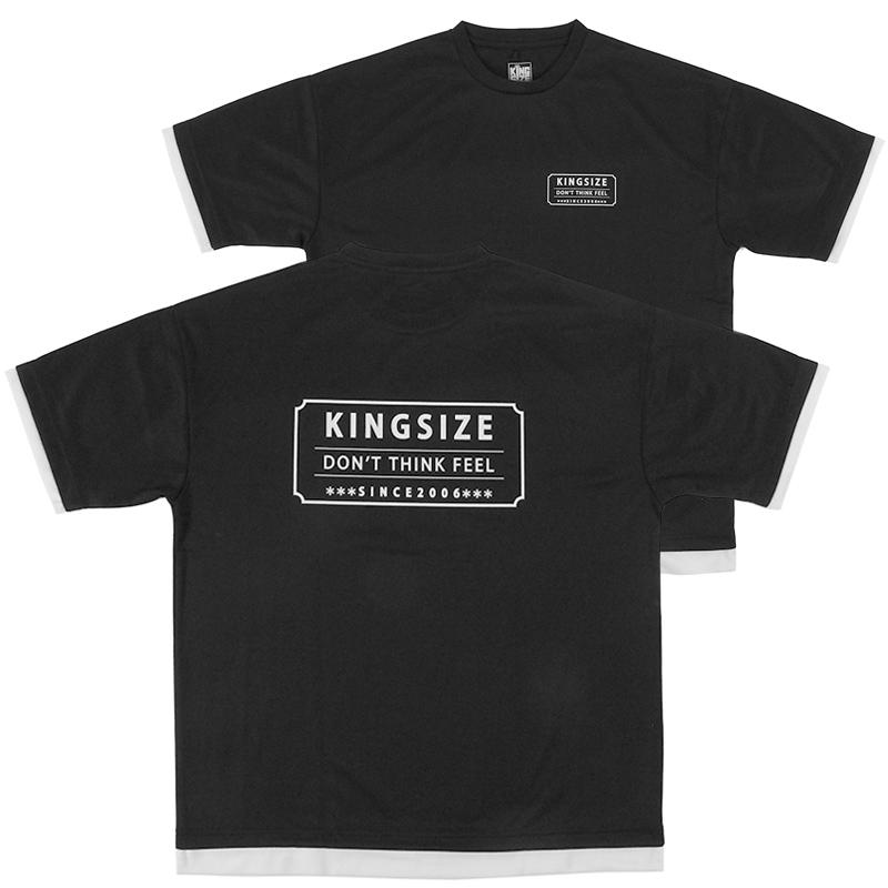 """画像1: KINGSIZE(キングサイズ) """"LAYERED TEE"""" (1)"""