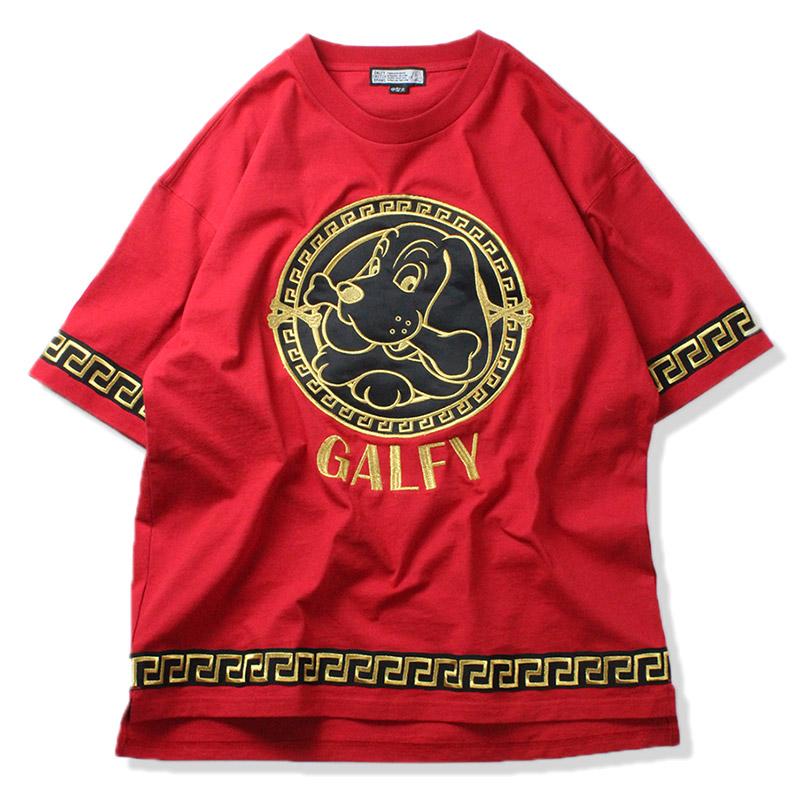 """画像1: GALFY(ガルフィー) """"ギラギラ 卍 Tee"""" (1)"""