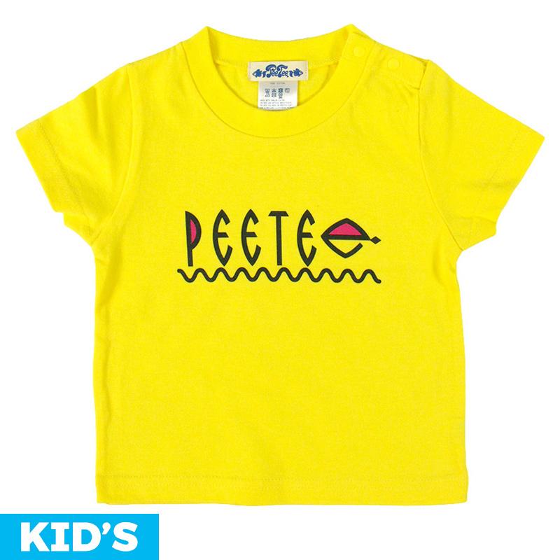 """画像1: [子供服] PeeTee. (ピーティー) """"LOGO KIDS TEE"""" (1)"""