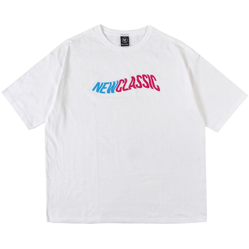 """画像1: NEW CLASSIC TOKYO (ニュークラシックトーキョー) """"BIG SILHOUETTE TEE"""" (1)"""