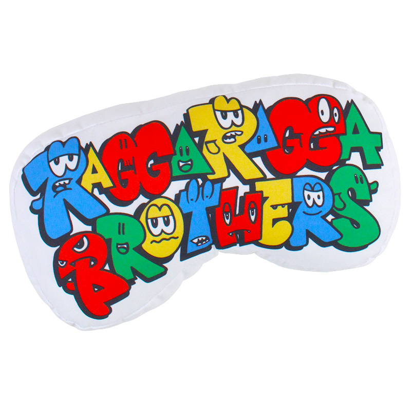 """画像1: KINGSIZE(キングサイズ)""""xRAGGARAGGA BROTHERS CUSHION"""" (1)"""