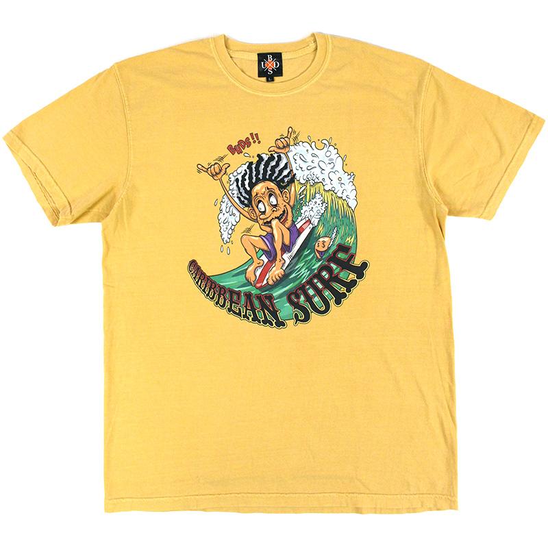"""画像1: BUDS(バッズ)""""CARIBBEAN SURF TEE type.1"""" (1)"""