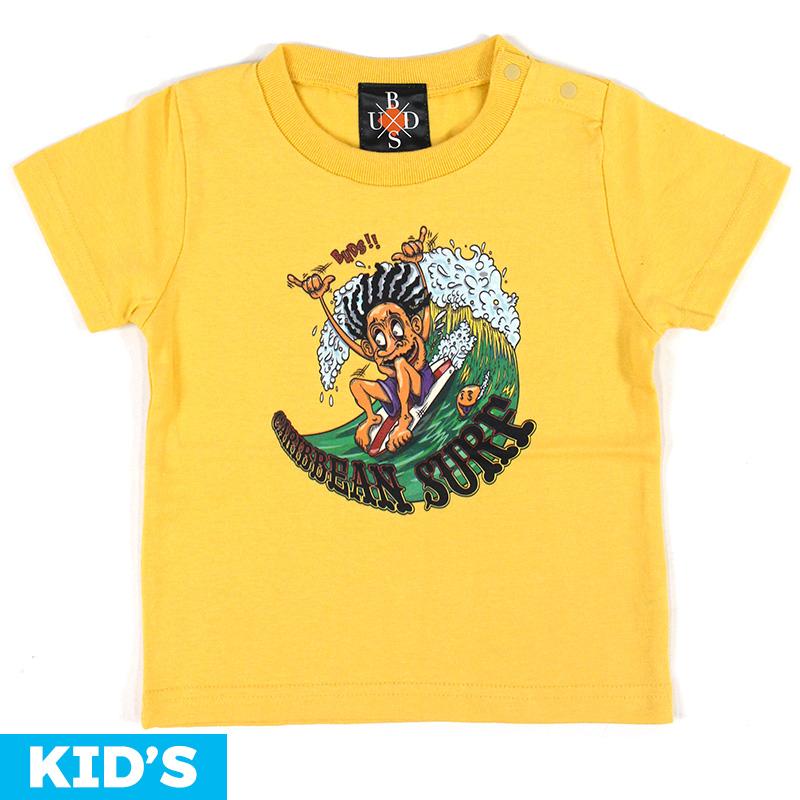 """画像1: [子供服] BUDS(バッズ) """"CARIBBEAN SURF KIDS TEE"""" (1)"""