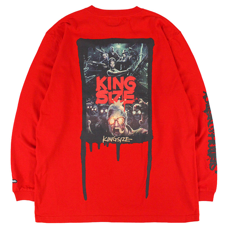 """画像1: KINGSIZE(キングサイズ)""""C.O.T.D. L/S TEE"""" (1)"""