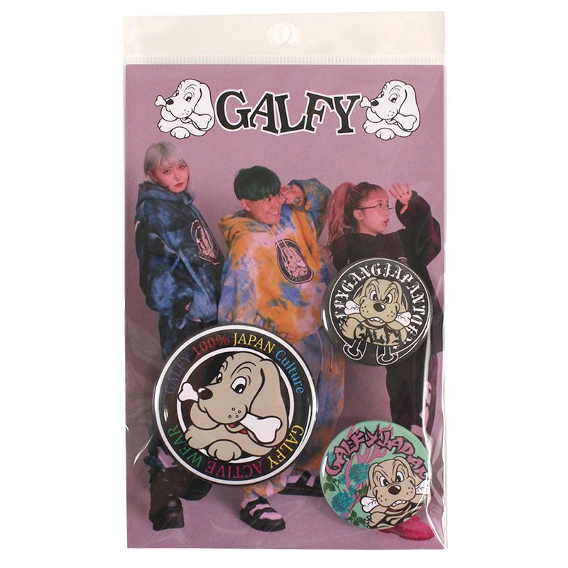 """画像1: GALFY(ガルフィー) """"バッジ"""" (1)"""