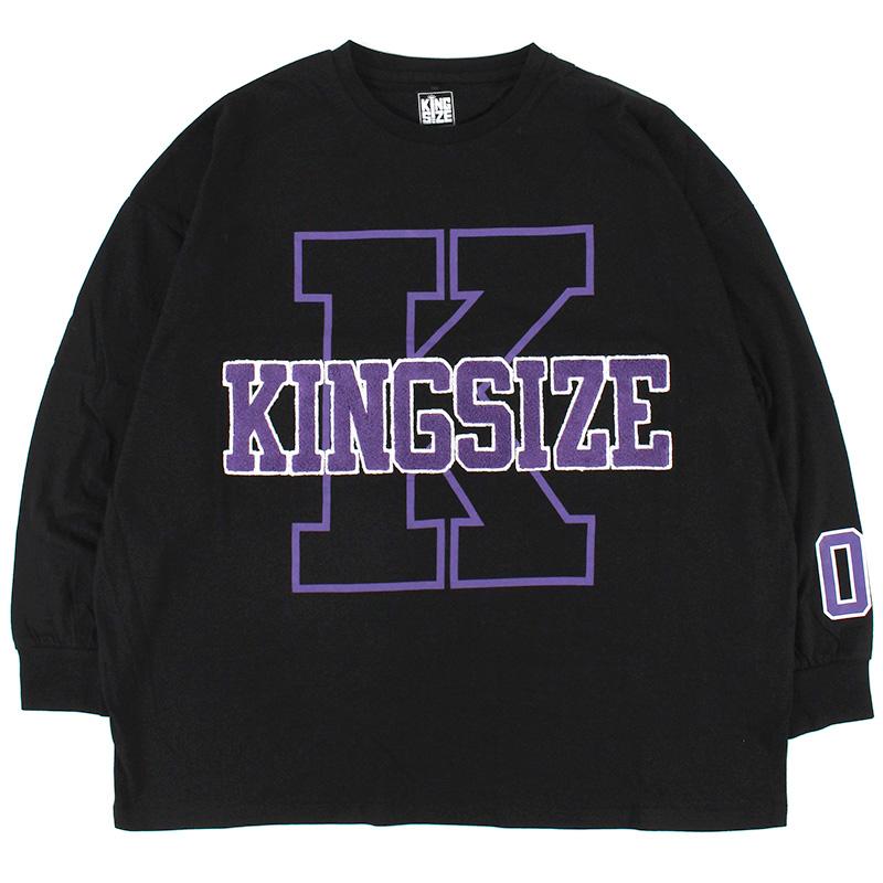 """画像1: KINGSIZE(キングサイズ)""""BIG L/S TEE"""" (1)"""