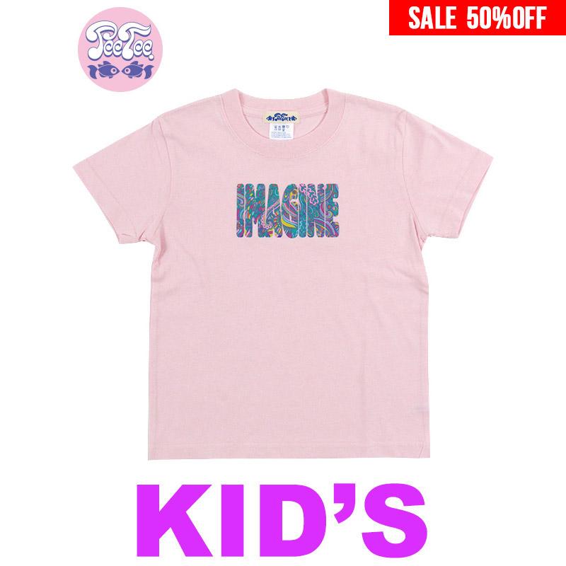 """画像1: 【50%OFF】[子供服] PeeTee. (ピーティー) """"IMAGINE KIDS TEE"""" (1)"""