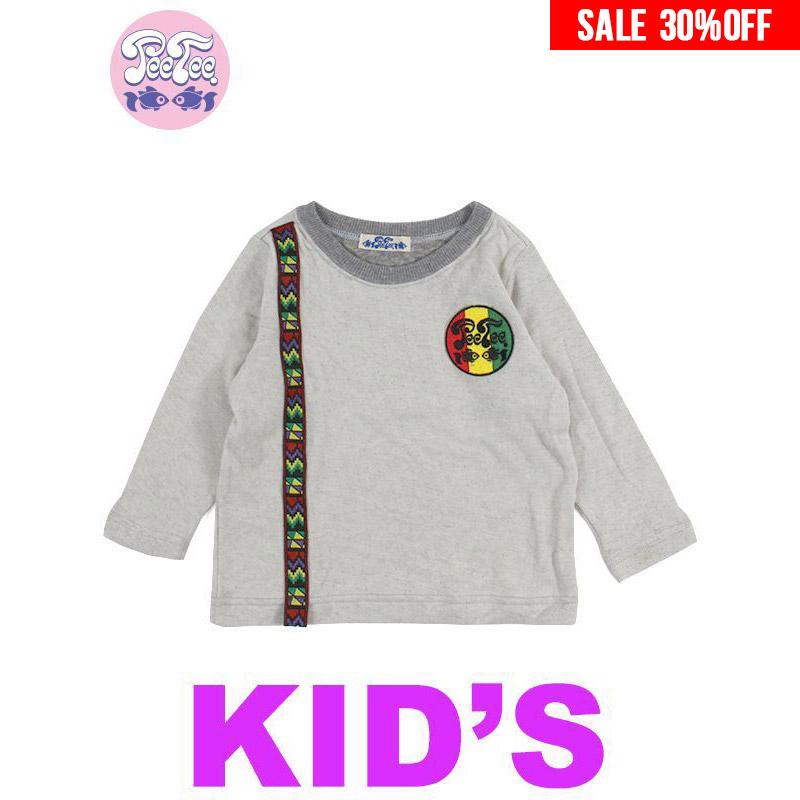 """画像1: 【30%OFF】[子供服] PeeTee. (ピーティー) """"REMAKE KIDS SWEAT"""" (1)"""